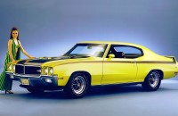 "1970 Buick GSX –  510 lb-ft on tap from its 455 ""Stage 1"" V-8 engine"