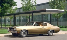 1970 Chevelle SS Sport Coupe