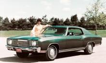 1970 Chevrolet Monte Carlo Sport Coupe