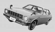1973 Toyota Starlet