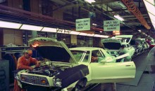 1975 – Ford Dearborn Assembly Plant Final Line