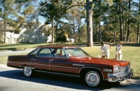 1975 Buick Electra 225 – measured 233.7 inches from bumper to bumper