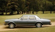 1977 Chevrolet Caprice Classic Sedan
