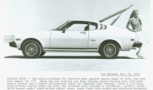 1977 Toyota Celica GT Liftback