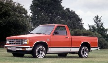 1982 Chevrolet S-10 Sport Pick-up