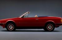 1984 Maserati Biturbo Spider