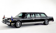 1989 Lincoln Presidential Limousine