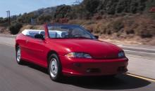 1998 Cavalier Z24 Convertible