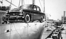 Toyota Toyopet Crown Sedan (1958)