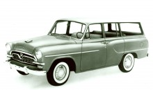 Toyota Toyopet Crown Station Wagon (1958-1959)