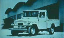 1960 FJ4 Land Cruiser