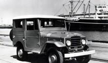 1960 Land Cruiser