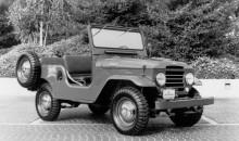 1961 Land Cruiser