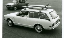 1972 Toyota Corolla 1600 Wagon