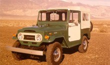 1973 Land Cruiser