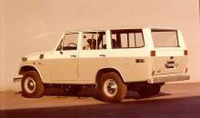 1973 Land Cruiser Wagon