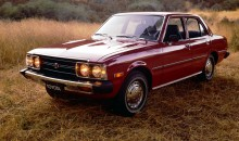 1974 Toyota Corona Sedan