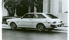 1979 Toyota Corolla SR5 Liftback