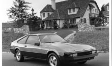 1983 Toyota Supra