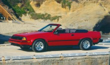 Toyota Celica Sport Convertible 1983-1985