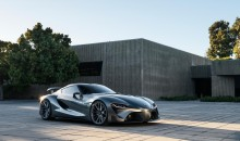 2015 Toyota FT-1 sports car concept