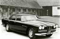1961-1964 ASTON MARTIN LAGONDA RAPIDE