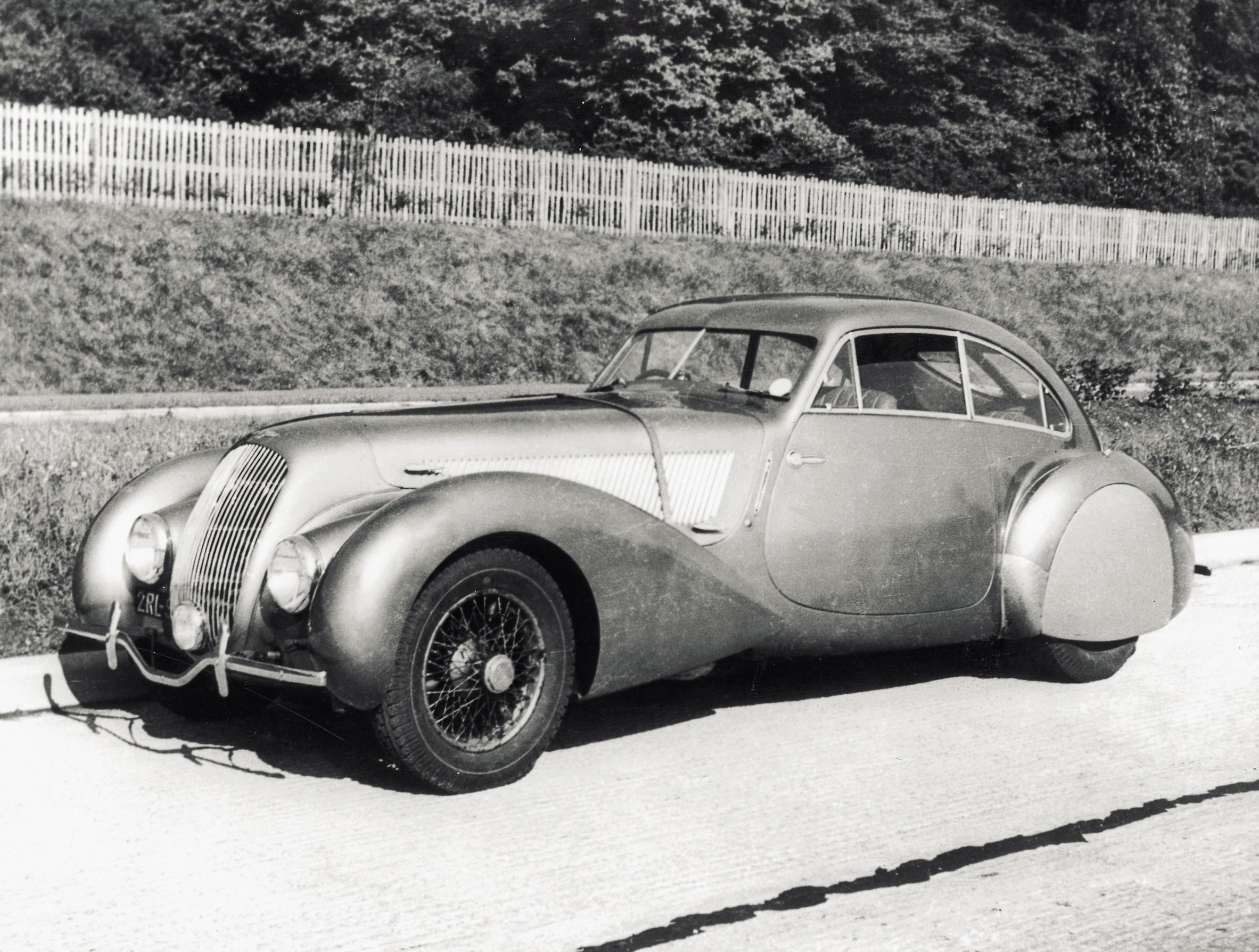 Bentley Embiricos (1937)