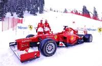 Ferrari F1 Racecar (2013)