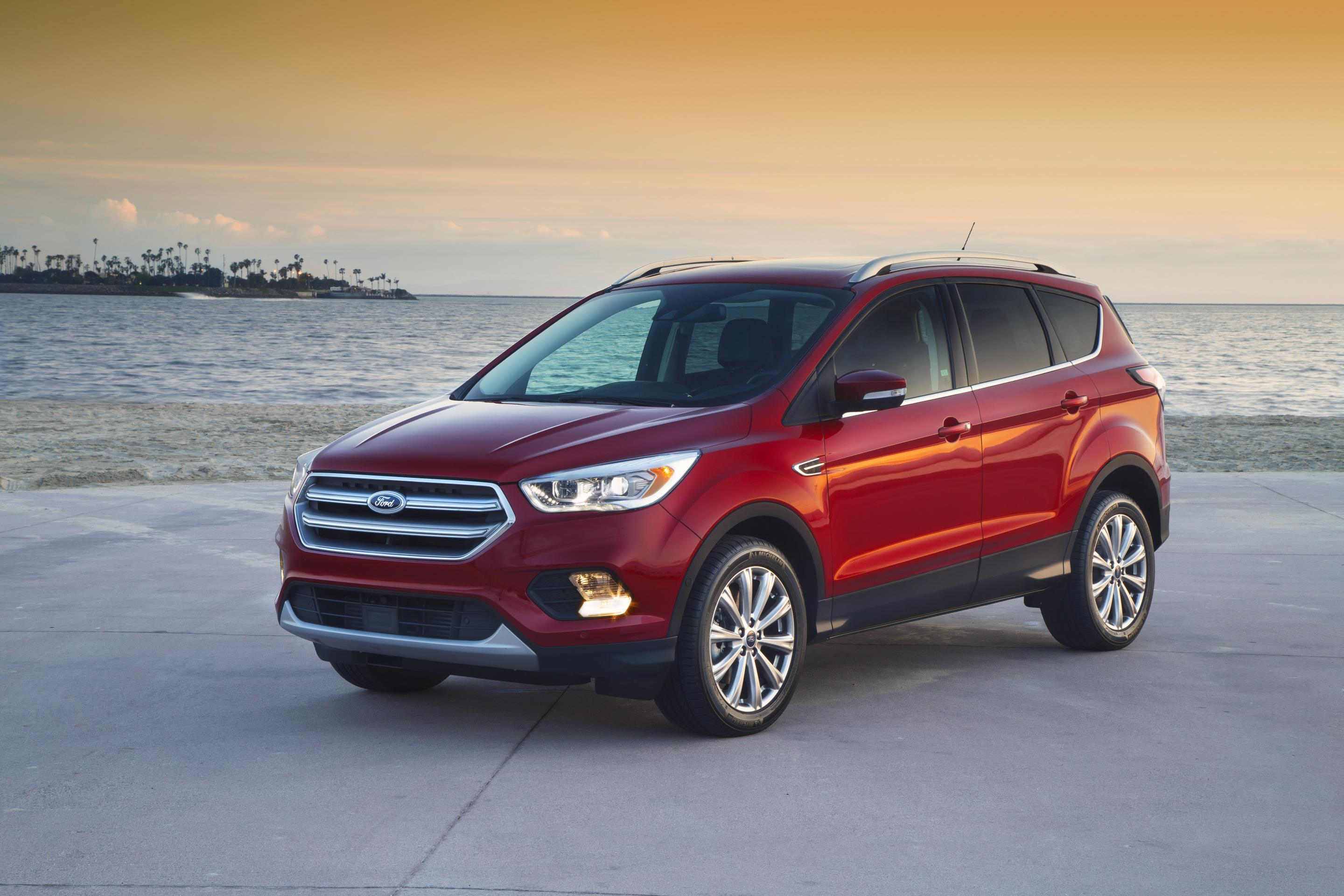 New ford escape brings to market available fordpass with sync connect allowing drivers to lock unlock and locate their vehicle and to schedule remote