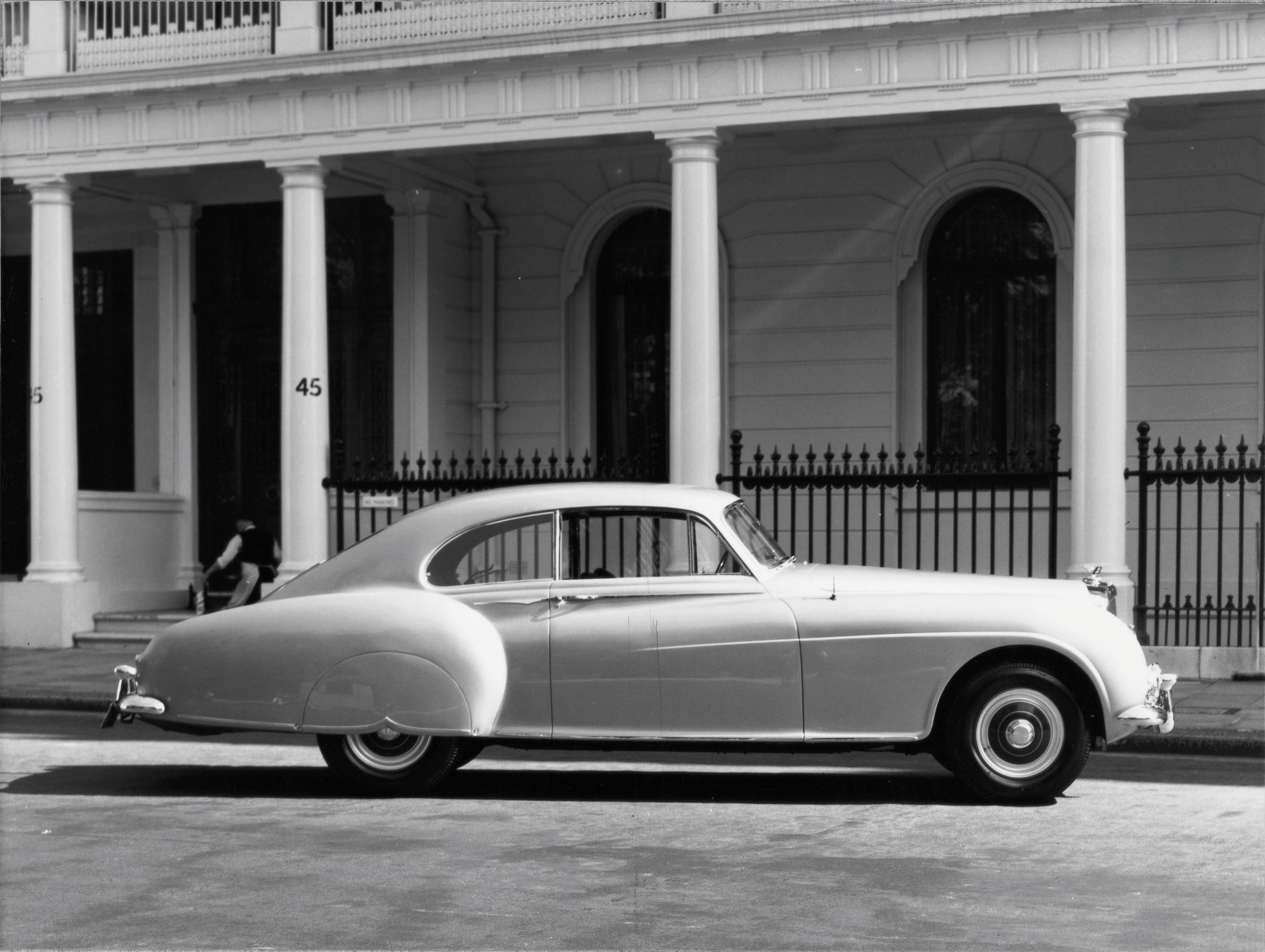 Bentley R-Type Continental (1952)