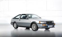 1986 Toyota Corolla Coupe