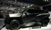 IAT SUV