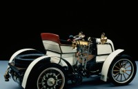 Daimler Race Car 'Phoenix', 1899, 4 cylinders, 5.5 liters, 27 hp, top speed 50 mph