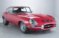 Jaguar E-type 4.2-litre Series 1 Fixed Head Coupe