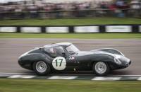 LeMans Jaguar Coupe Racer