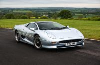 Keith Helfet's timeless Jaguar XJ220 design