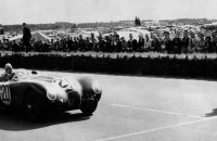 Jaguar C-type | winning at Le Mans 1951