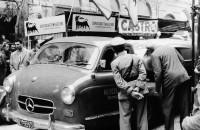 """Schnellrenntransporter """"Das blaue Wunder"""", 1955"""