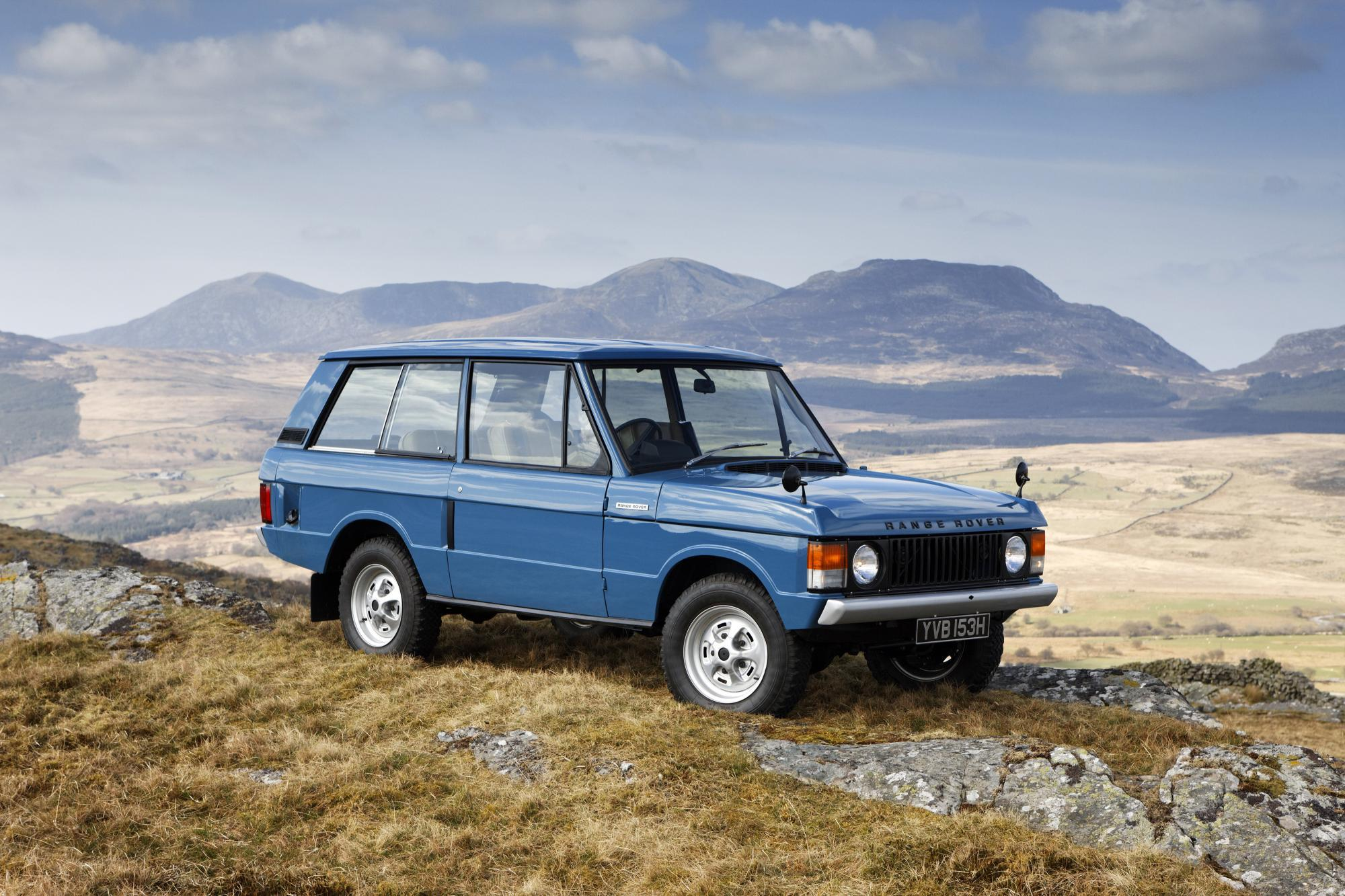 1970 Range Rover Classic