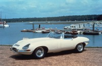 1961 Jaguar E-Type