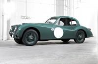 1958 Jaguar XK140