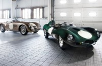 Jaguar C & D-type