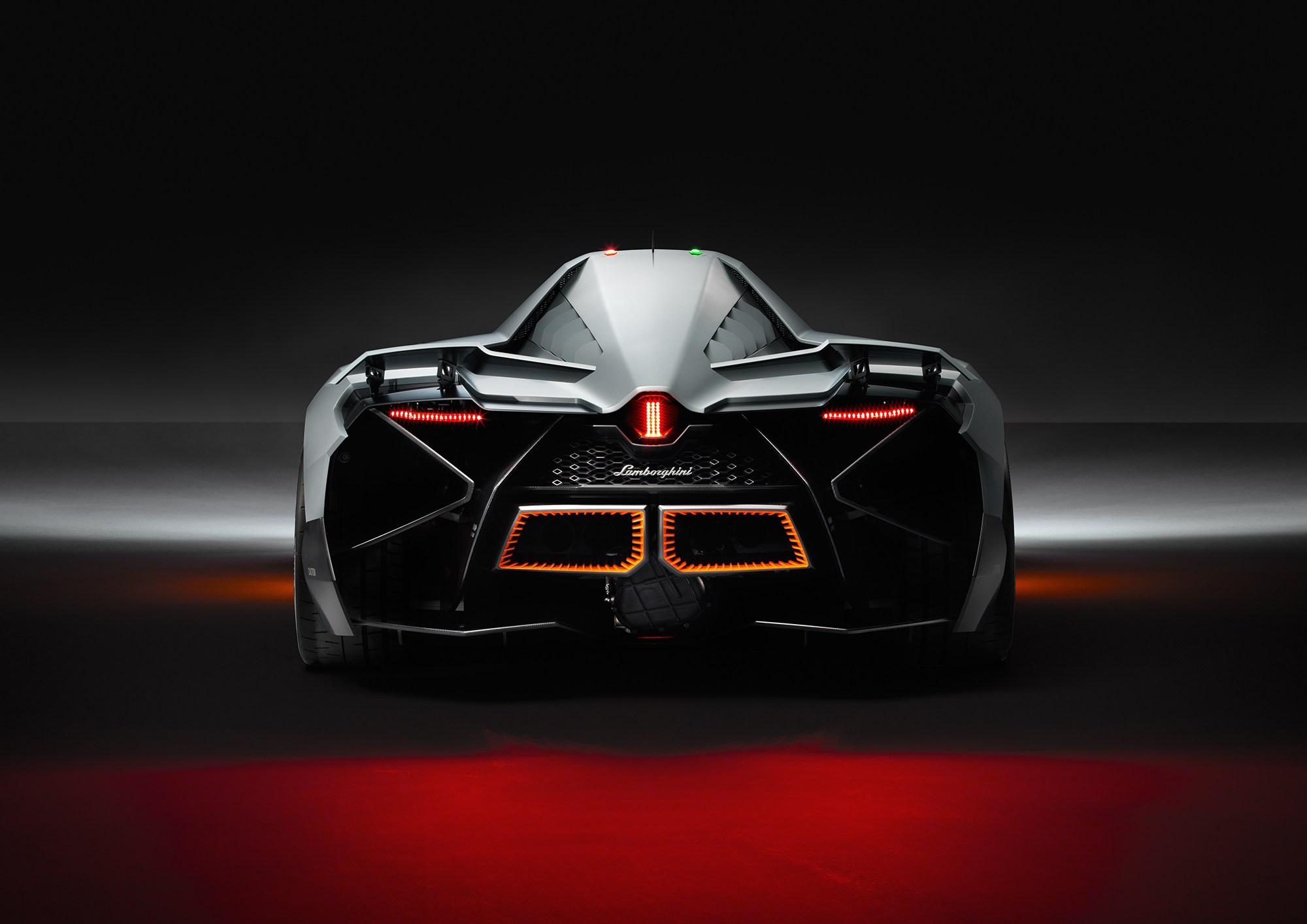 2017 Lamborghini Egoista