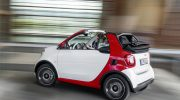 SMART OFFERING MOST AFFORDABLE CONVERTIBLE ON THE MARKET