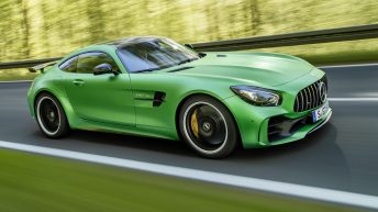 THE NEW 2018 MERCEDES-AMG GT R