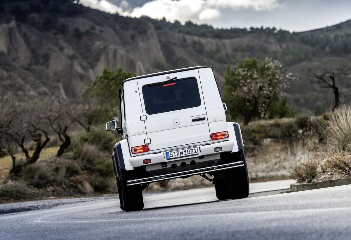 The 2017 mercedes benz g550 4x4 for Mercedes benz g550 4x4