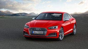 ALL-NEW 2018 AUDI A5 AND S5