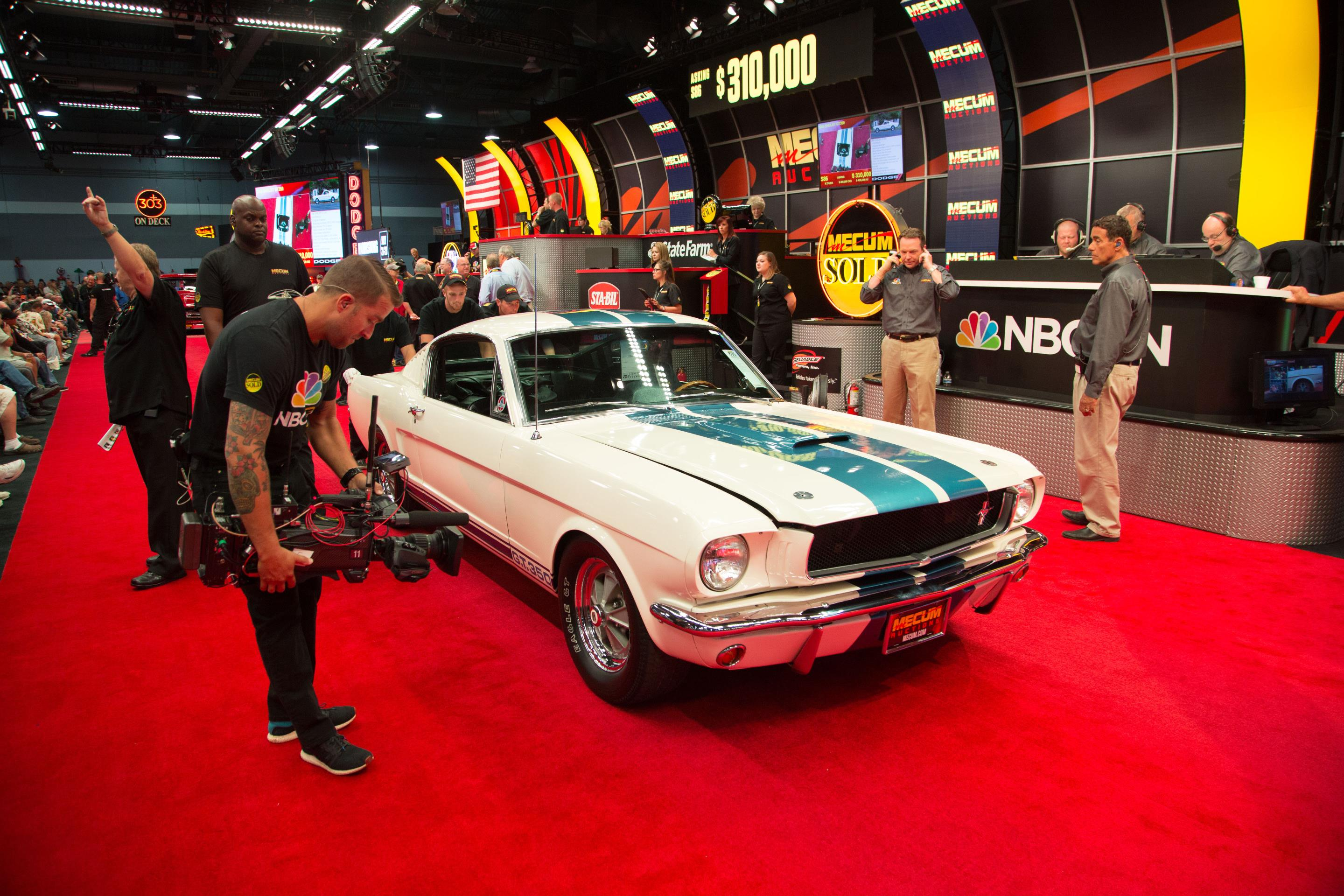 MECUM CAR AUCTION IN PORTLAND RESULTS - myAutoWorld.com