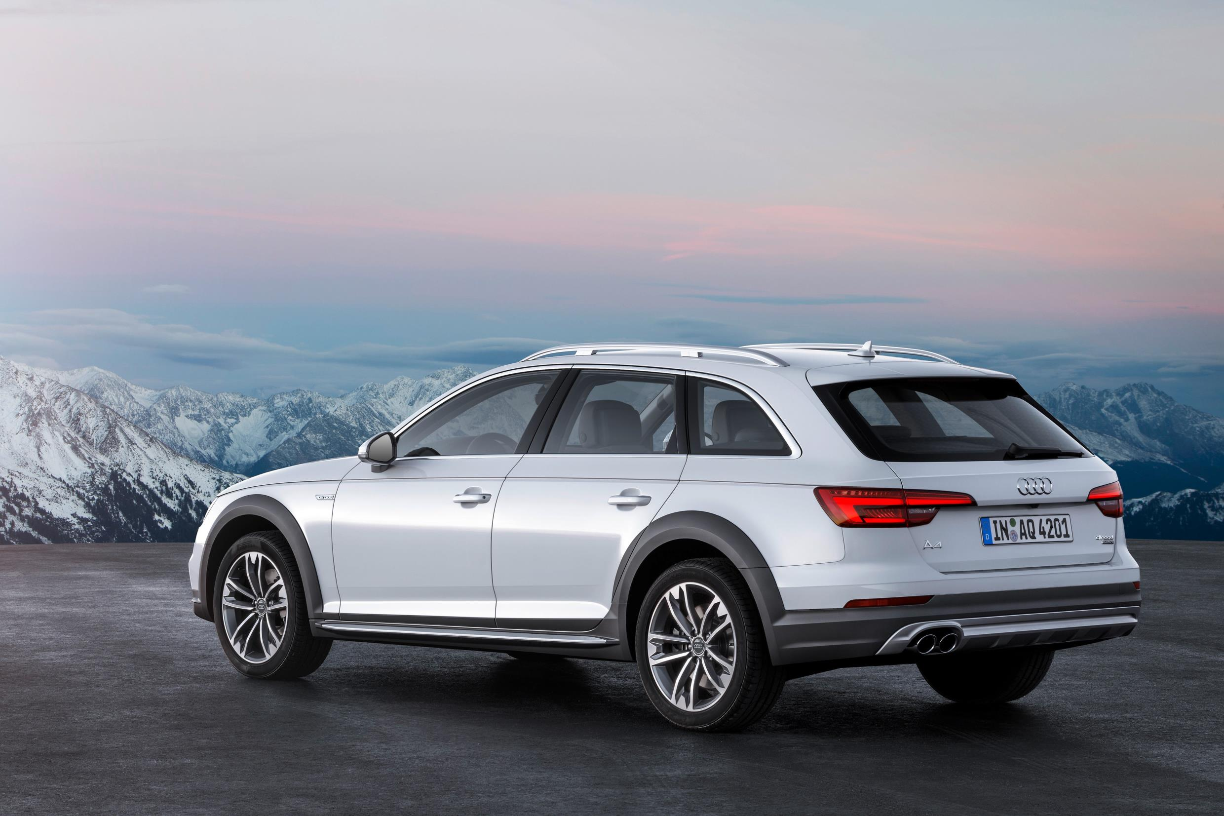 2017 audi a4 allroad coming this fall. Black Bedroom Furniture Sets. Home Design Ideas