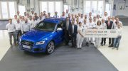 AUDI Q5 – ONE MILLIONTH PRODUCTION